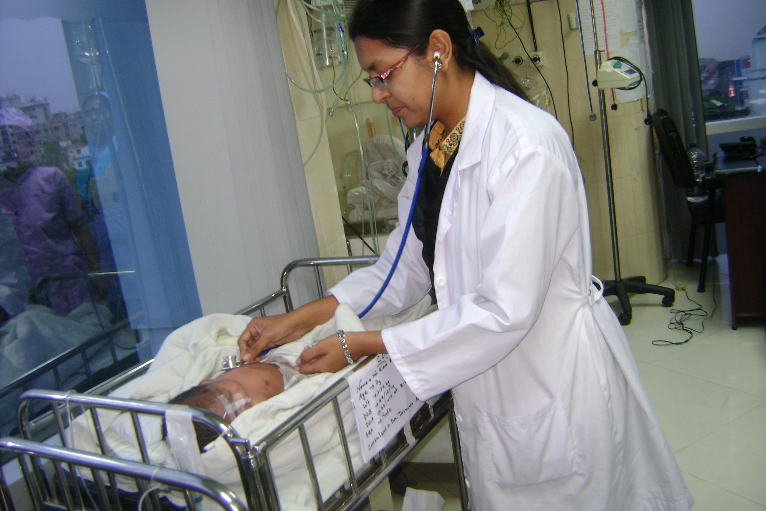 Newborn & Paediatric care Unit